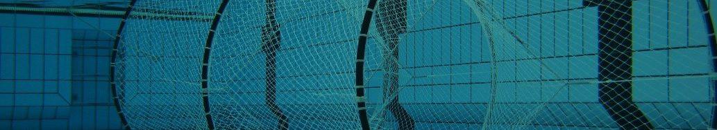 Nettentraining: fuiknet in zwembad